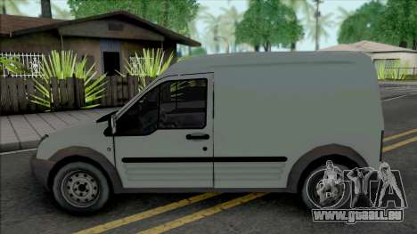 Ford Tourneo Connect 2005 SA Style pour GTA San Andreas