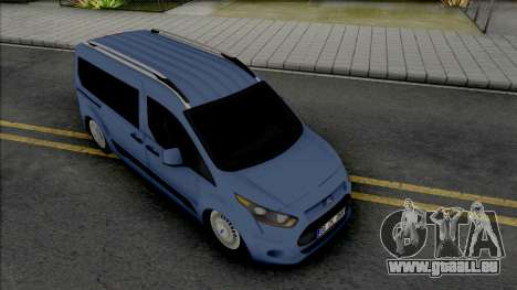 Ford Tourneo Connect (MRT) pour GTA San Andreas