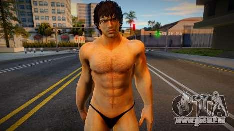 Sexy man skin pour GTA San Andreas