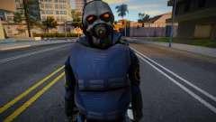 Combine Soldier 100 pour GTA San Andreas