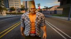 Paul Gangstar 6 pour GTA San Andreas