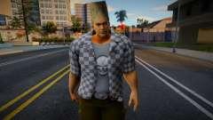 Paul Gangstar 3 pour GTA San Andreas