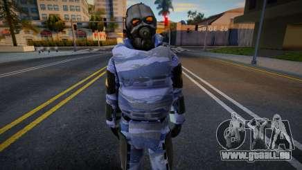 Combine Soldier 92 pour GTA San Andreas