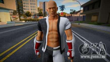Jin from Tekken 6 pour GTA San Andreas