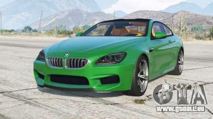 BMW M6 coupé (F13) 2013〡add-on v1.1 pour GTA 5