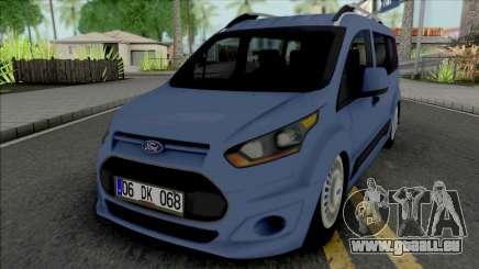 Ford Tourneo Connect (MRT) für GTA San Andreas