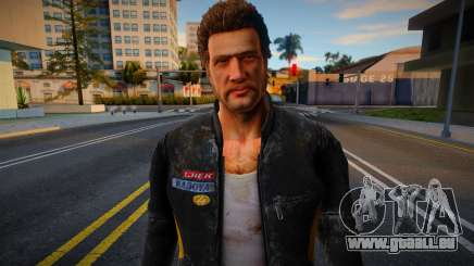 Greene from Dead Rising 1 pour GTA San Andreas