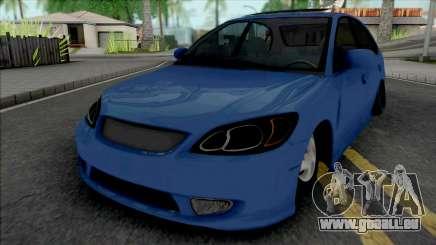Honda Civic 2 (MRT) für GTA San Andreas