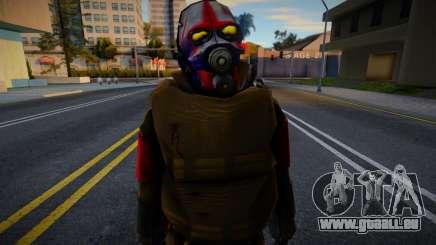 Combine Soldier 97 pour GTA San Andreas
