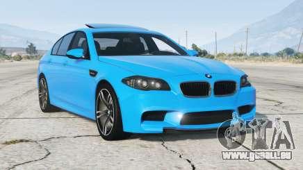 BMW M5 (F10) 2011〡add-on v1.2 pour GTA 5