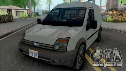 Ford Tourneo Connect 2005 SA Style für GTA San Andreas