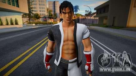 Jin from Tekken 3 pour GTA San Andreas